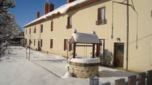 Our self catering accomodation in Mignovillard